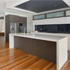 Island kitchen benchtop and butlers kitchen