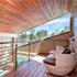 Outdoor balcony external furniture