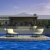 modern architecture 3D concept design render